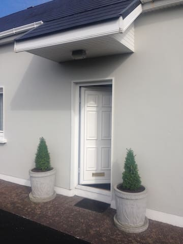 Your front door!