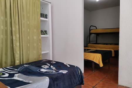 D1) CASA RIO Tranquilidad y comodidad para tí
