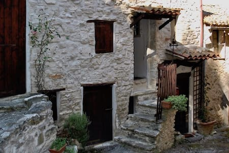 Piccola casa storica ristrutturata