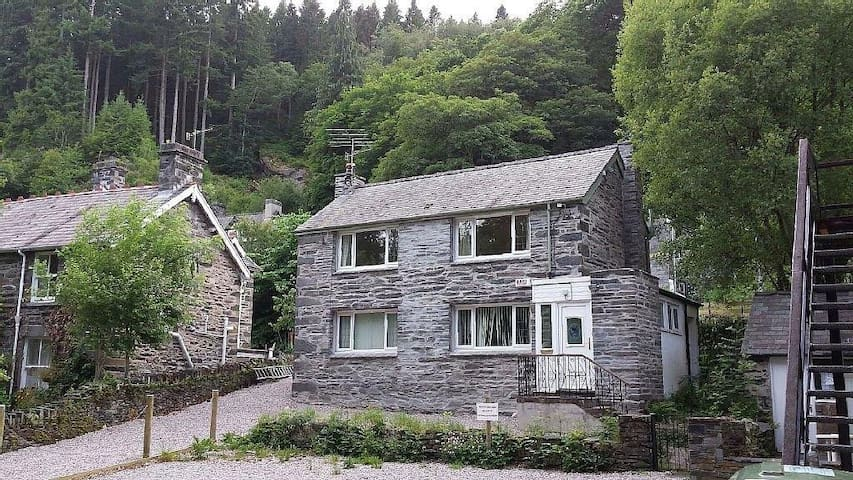 Swn y Nant Holiday Cottage - Betws-y-Coed - Dom wakacyjny