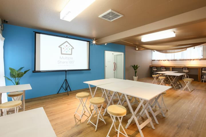 Room102【6min from JR Nagoya Sta】SAHRE HOUSE