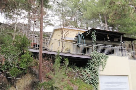 Troodos Home with a View