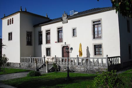 Pazo Torre do Barrio - Hus