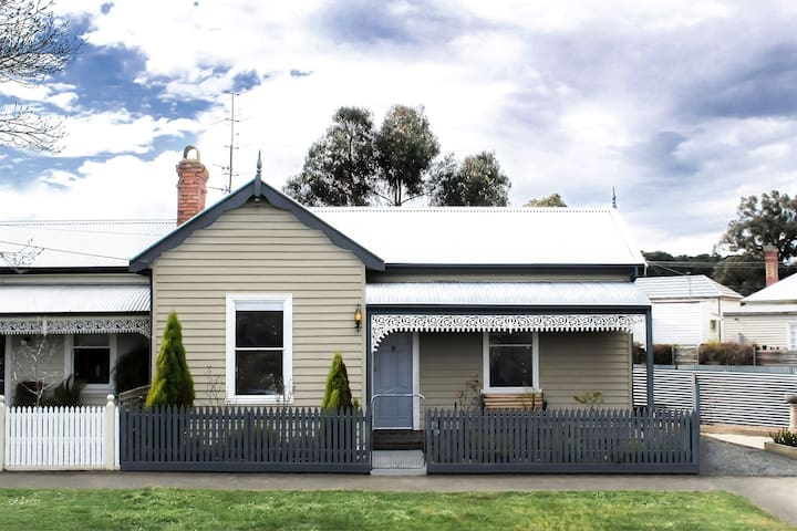 Central Heritage Miners Cottage