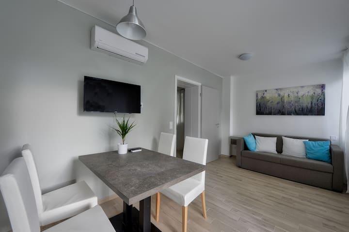 Villa Oliver2 Siófok-Premium Apartment withTerrace
