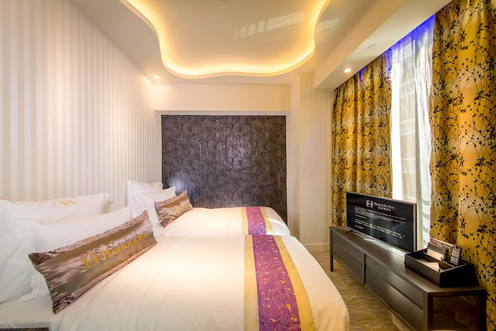 20% off SUPERIOR TWIN ROOM (City View)