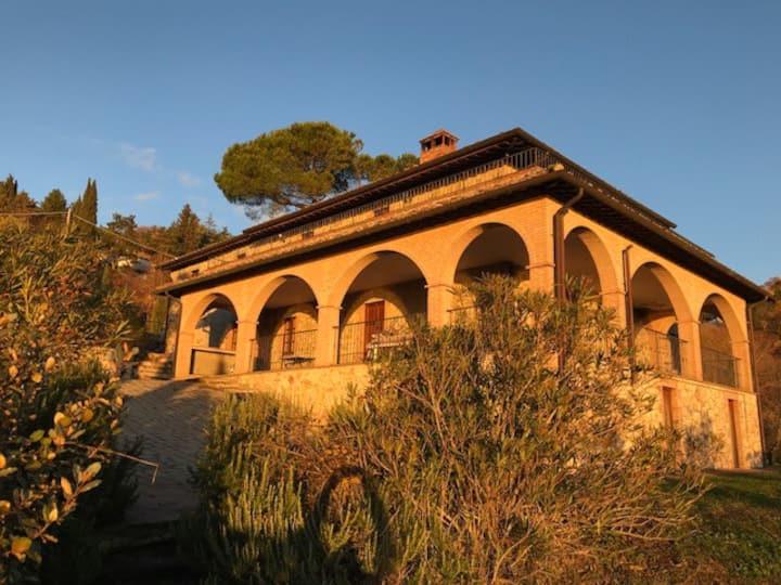 Villa Charlotta fantastic Vieuw