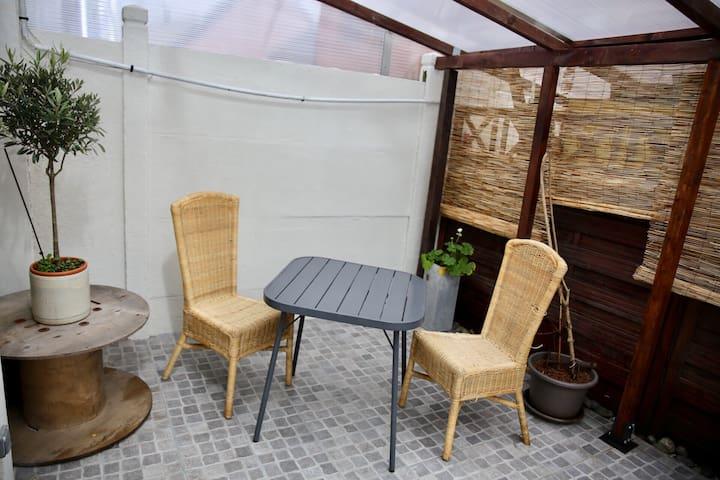 Cozy house with terrace close to Paris / Disney