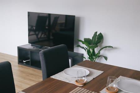 Refreshing minimalistic apartment - Newstead - Appartement