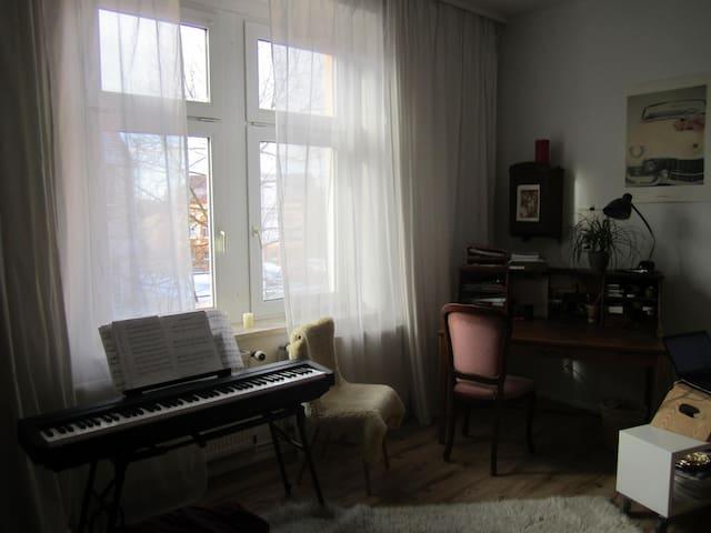 helles Zimmer in guter Lage - Senftenberg - Leilighet