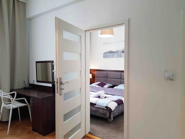 Exclusive  apartment with 1 bedroom  on Kazimierz