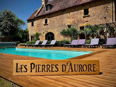 Les Pierres d'Aurore - Villa du XVème siècle