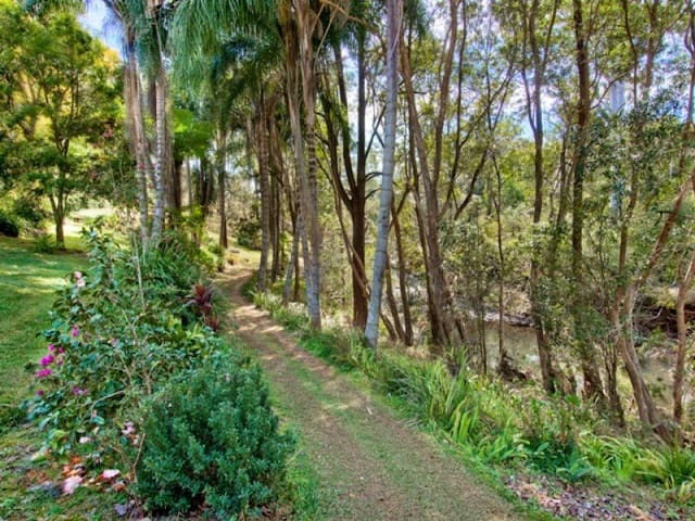 Stroll along the river and appreciate the local flora and fauna.