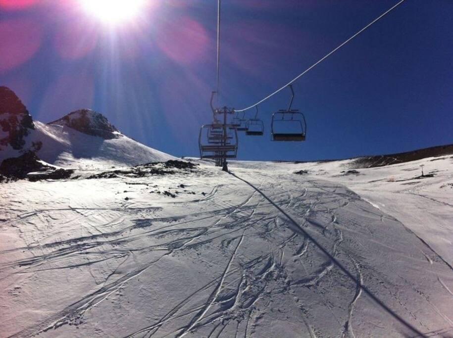 Skilift Las Aguilas