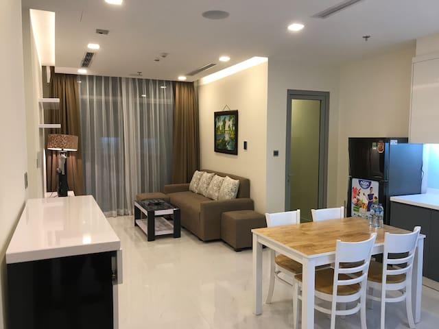 Vinhomes Smart Apartment - 2BRs- Free Gym