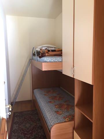 Accogliente e comodo trilocale - Vollon - Appartement