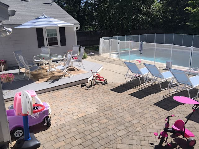 Family Home Convenient to Boston - Hingham - Hus