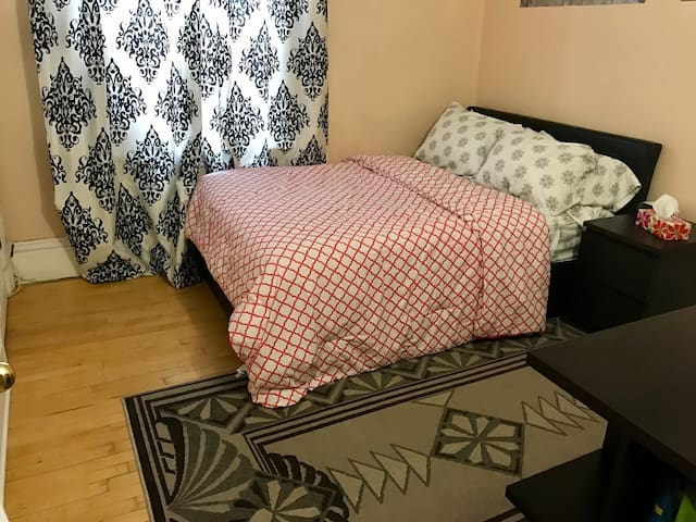 Spacious room in the heart of downtown Ottawa - Ottawa - Daire