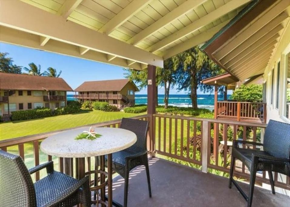 The Lanai in Hanalei Colony E 3