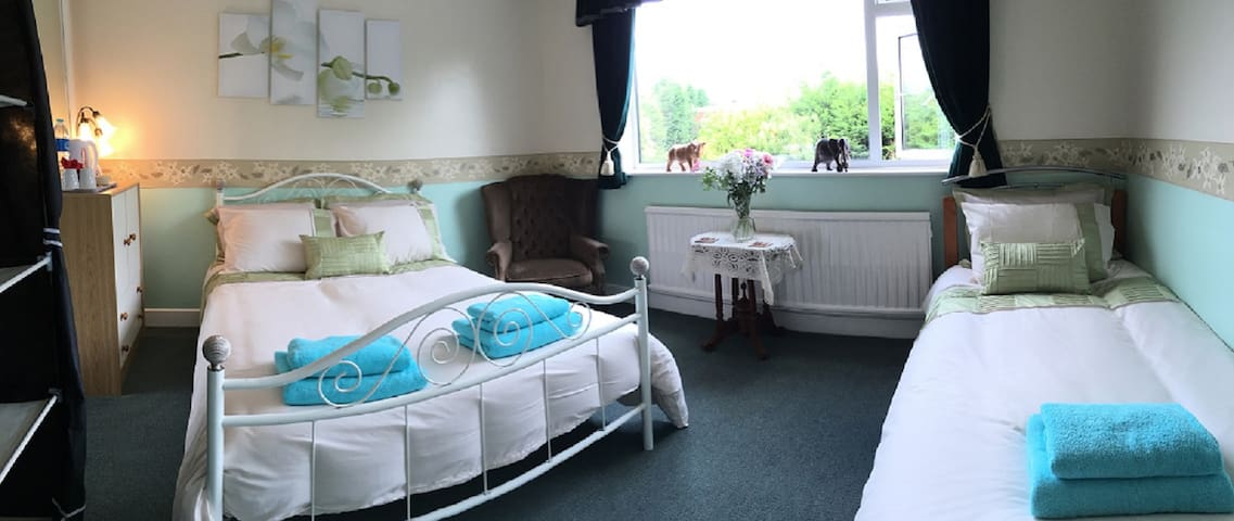 Bow House Bed & Breafast - Earl Shilton