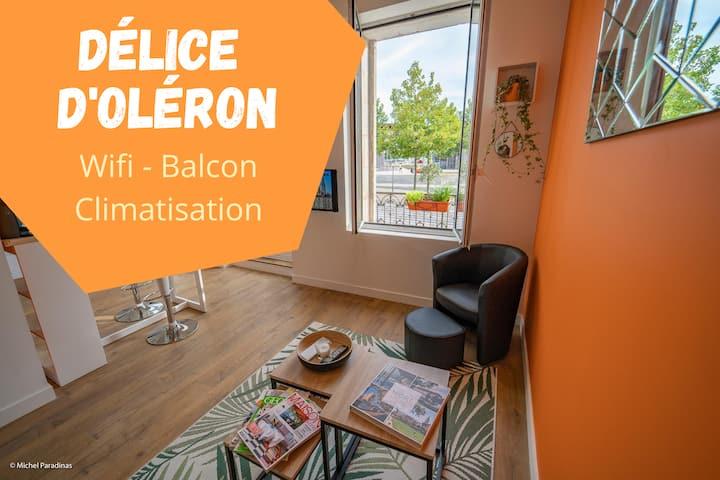 """""""Délice d'Oléron"""" - Appartement confort"""