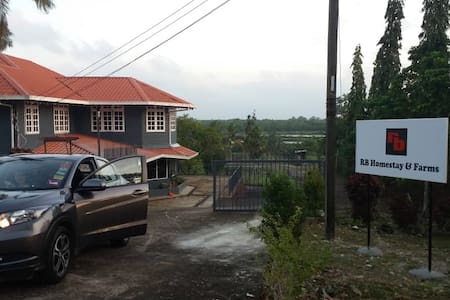 RB Homestay and Farms