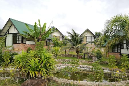 Garden Kuan Chalet - Kluang - Chalé
