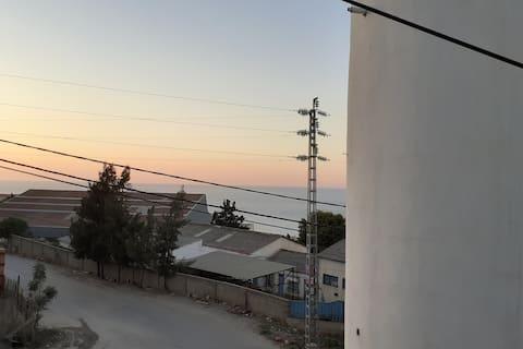 Tigzirt : maison de vacances avec jardin