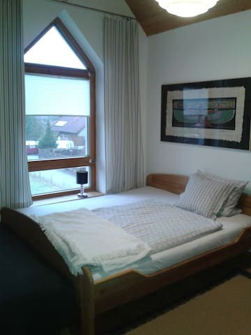 Appartement mit traumhafter Aussicht in Rastatt - Rastatt - Bed & Breakfast