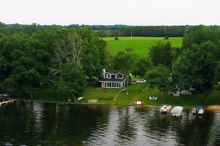 Cottage on Lake Sleeps 11