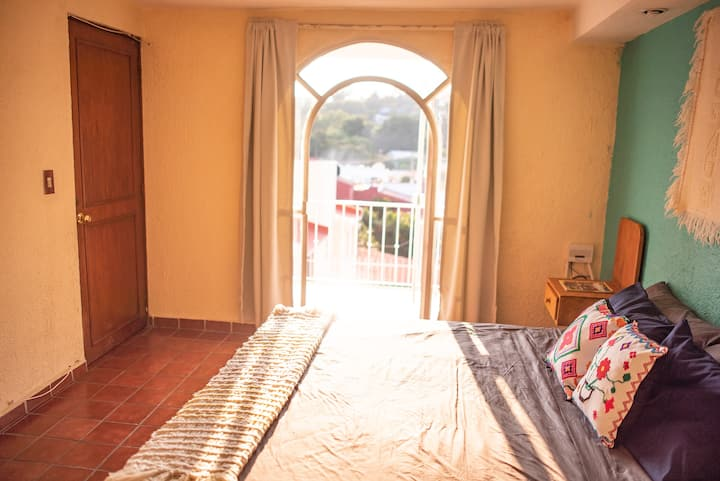 vista pradera suite con balcon