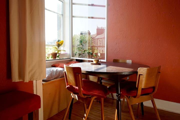 Costanza's - Эдинбург - Квартира