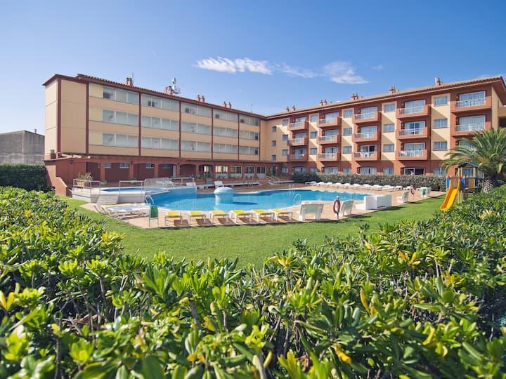 Apartments with swimming pool. Ref. Estartit Comfort-46