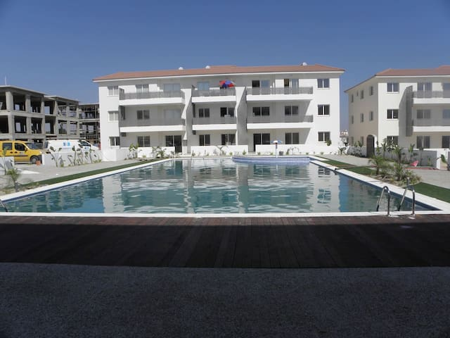 New Apartment at Mythical Sands Resort - Paralimni