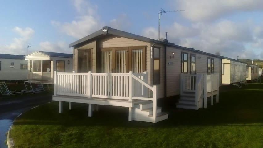 Swift moselle 8 berth 3 bedroom luxury caravan - Prestatyn - Andere