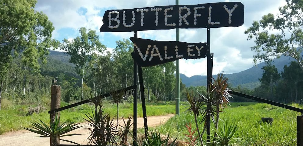 Butterfly Valley - Forest Retreat - Event Space