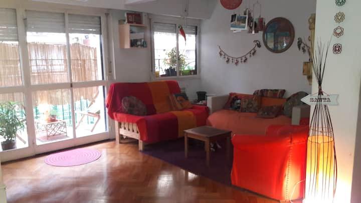 Un lugar de armonía en el corazón de Buenos Aires