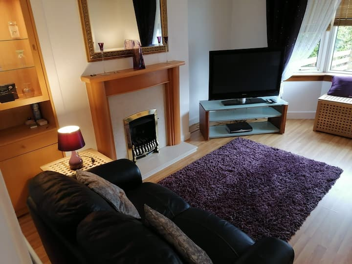Two bedroom home to rent in Edinburgh