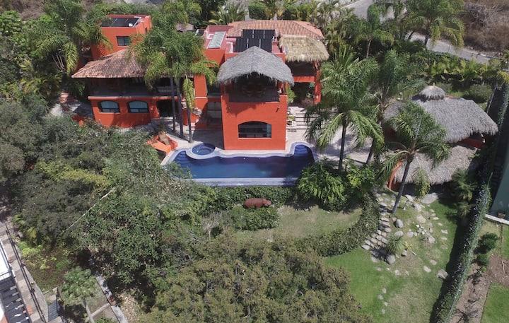 Ajijic Hills -  Villa Garza