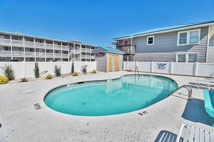 #1 Cherry Grove Beach Houses with pool