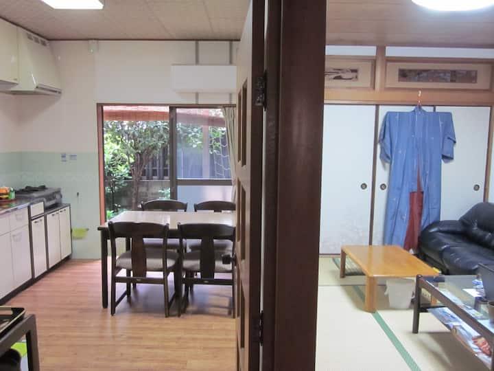 男性ドミトリー 4人部屋 駅6分 大阪/京都観光