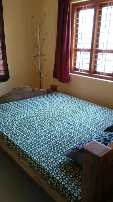 Surekoppa home stay - Bed room