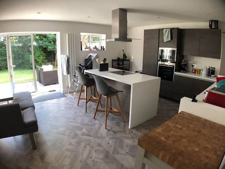 Didsbury! Double Bedroom with private bathroom