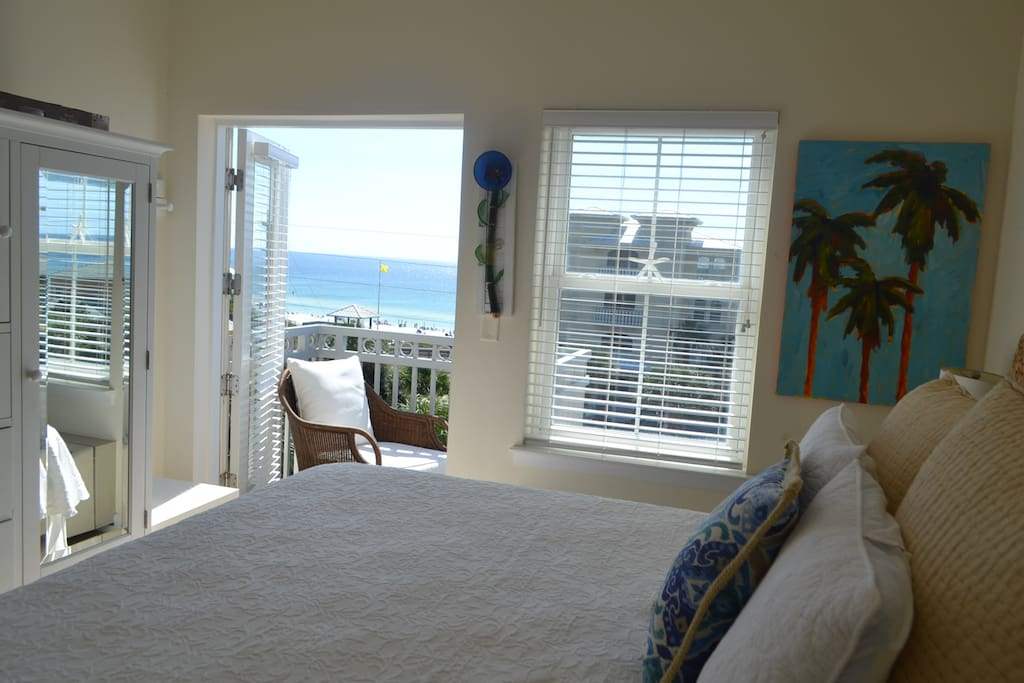 Amazing views from your bedroom!