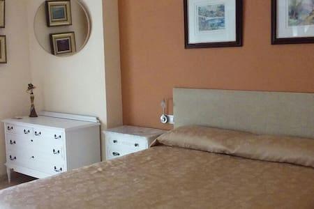 Habitacion matrimonial , muy comoda - Valencia - Leilighet