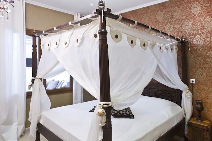 Villa Pasithea at Kelyfos Hotel