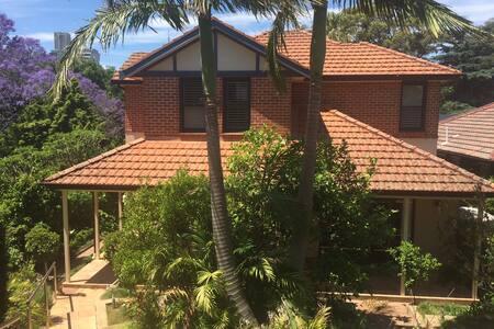 Luxury house in Sydney - Waverton