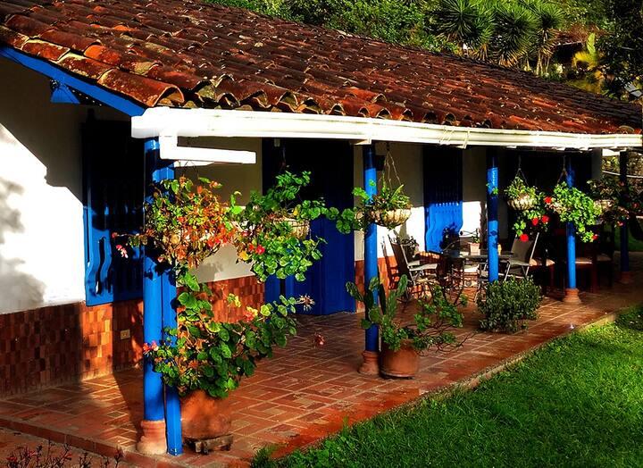 Casa de Campo en Fredonia, Casa Completa