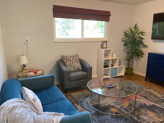 Guest Suite w/ Separate Entrance