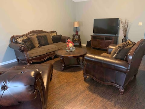 Cheerful 3 bedroom 2 bath residential home